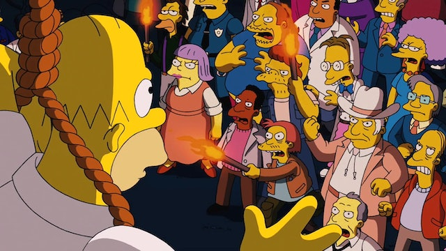 The Simpsons Movie - 1080p Trailer &&&&