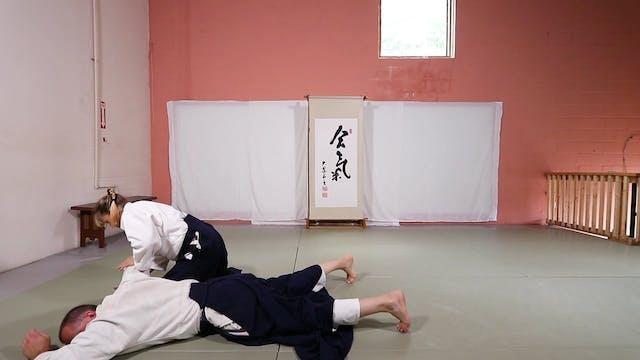 Suwari Waza Shomen Uchi Gokyo