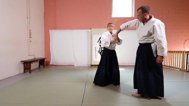 Shomen Uchi Sankyo
