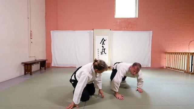 Shomen Uchi Ikkyo