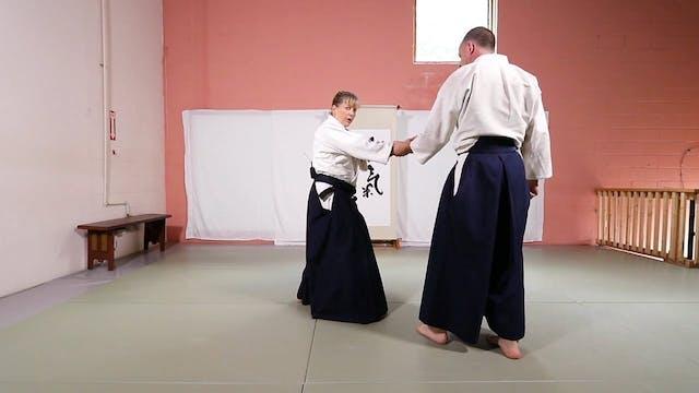 Katate Dori Kokyu Nage Gei