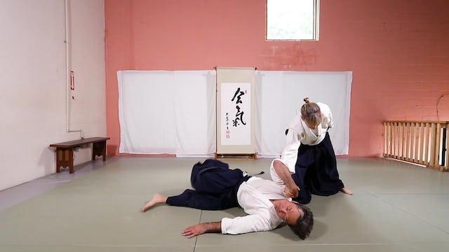 Katate Dori Shiho Nage