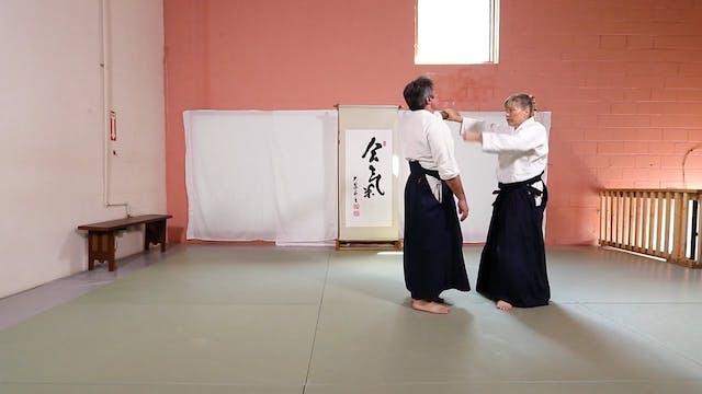 Shomen Uchi Koshi Nage