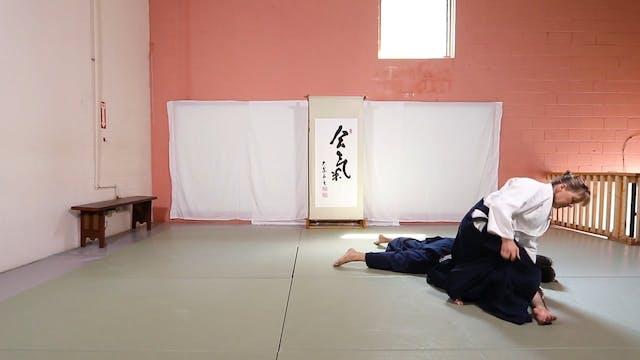 Shomen Uchi Nikkyo
