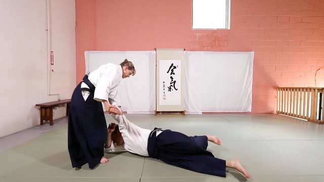 Mune Tsuki Kote Gaeshi