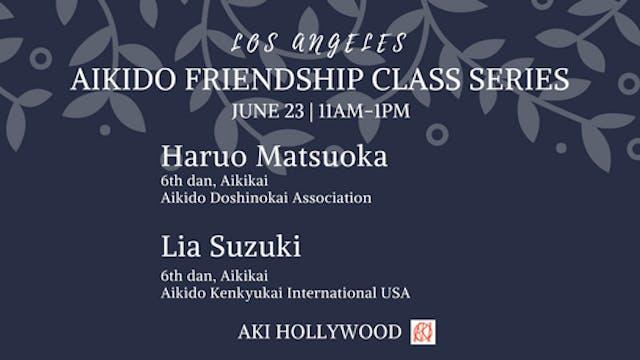 Haruo Matsuoka • Lia Suzuki