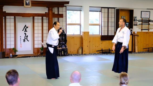 Seminar: Suzuki Yasuyuki October 2019, Day Three.