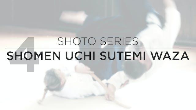 Lia Suzuki Sensei - Shoto Series: 4. Shomen Uchi Sutemi Waza