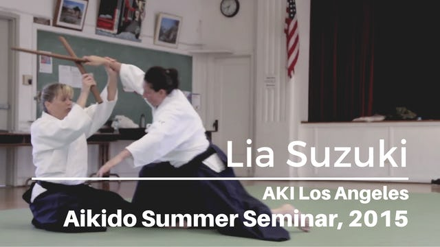 Lia Suzuki: July, 2015 at AKI Los Angeles