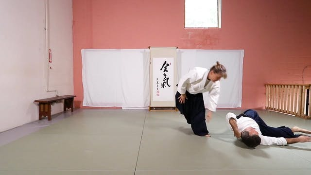 Yokomen Uchi Shiho Nage