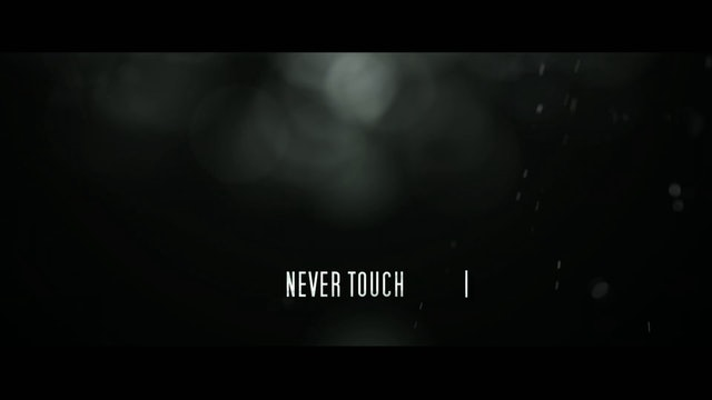 Never Touch Teaser