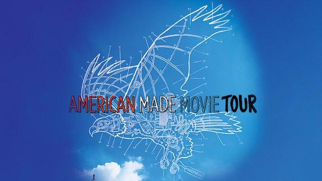 American Made Movie Tour