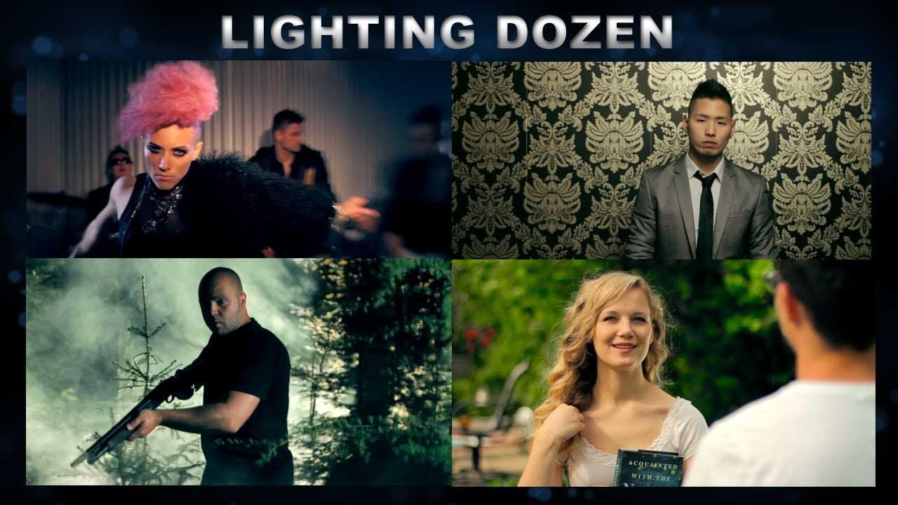 Lighting Dozen - Cinematography Tutorials