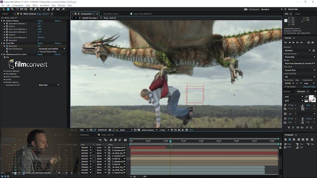 Part 3 - VFX and Color Grading