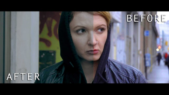 How To Use Famous Movies LUTs