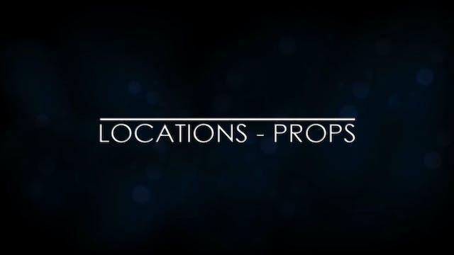 Locations & Props