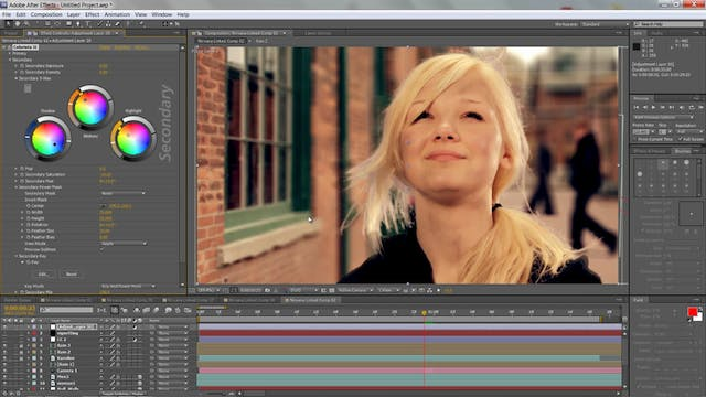 Color Correction - My Nirvana