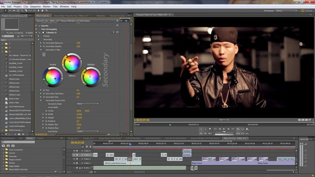 Color Correction - There For You