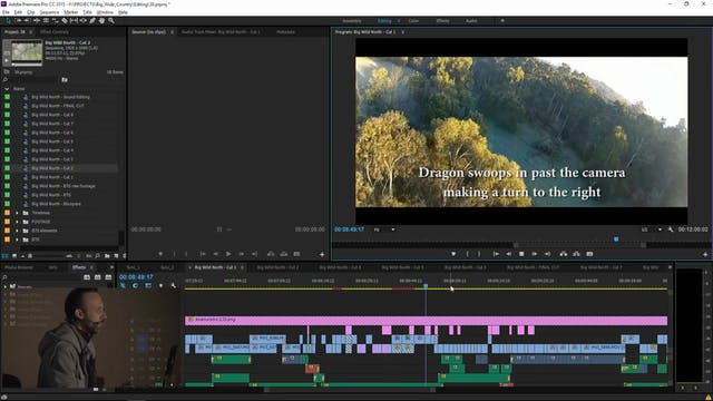 Part 2- Editing Strategies & Techniques