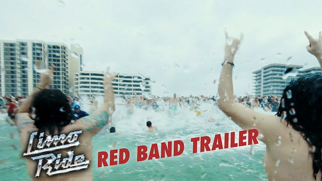 Limo Ride - Red Band Trailer