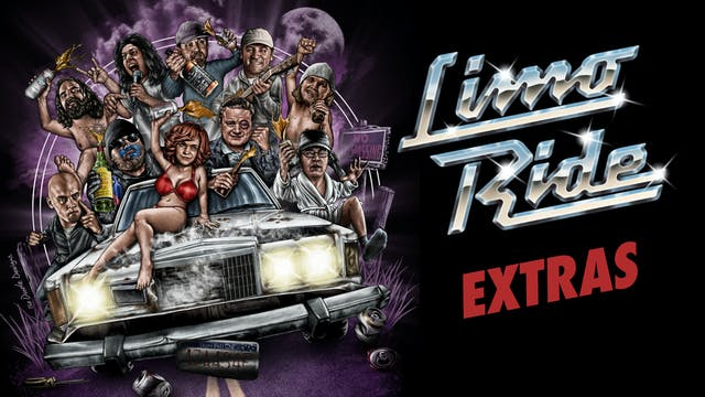 Limo Ride Extras Only