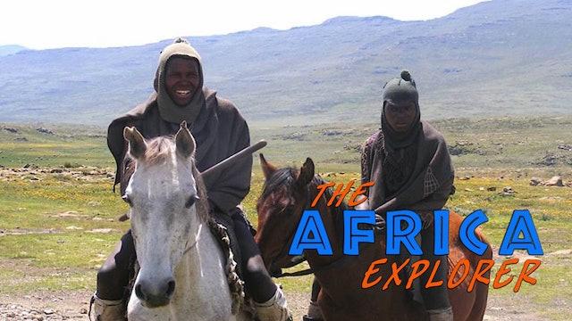 AE06 - Lesotho 4x4