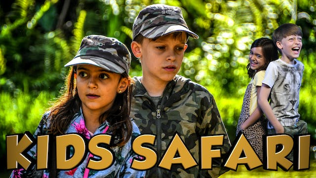 SA KIDS SAFARI - COSTAL FORESTS