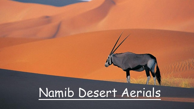 Namib Desert Aerials