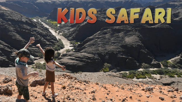 KIDS SAFARI PROMO