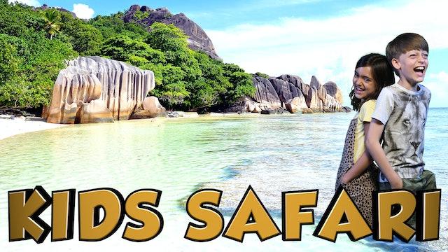 Kids Safari Seychelles
