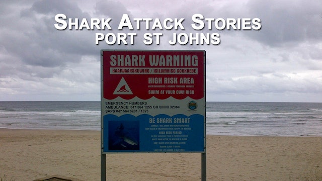 Shark Attack Stories - Port St Johns