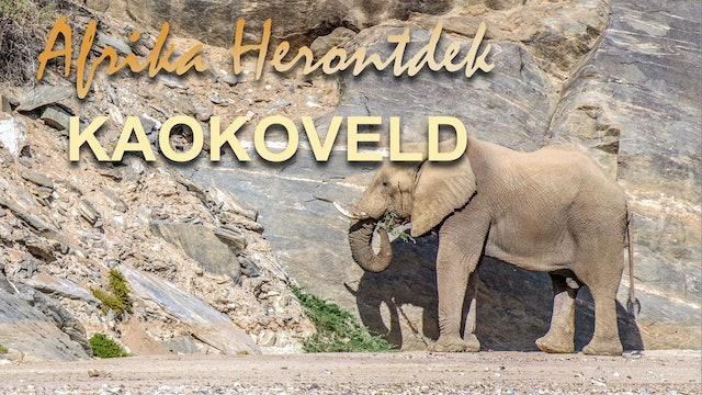 AH05 - Die Kaokoveld, Duik in Mazambique en die Kapama wildresevaat.