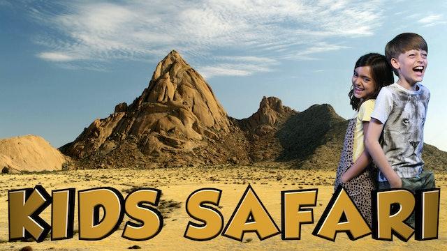 DESERT KIDS SAFARI - SPITZKOPPE MOUNTAIN