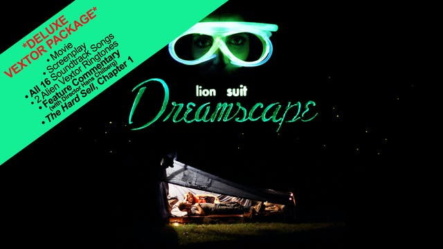 LION SUIT DREAMSCAPE *DELUXE VEXTOR PACKAGE*