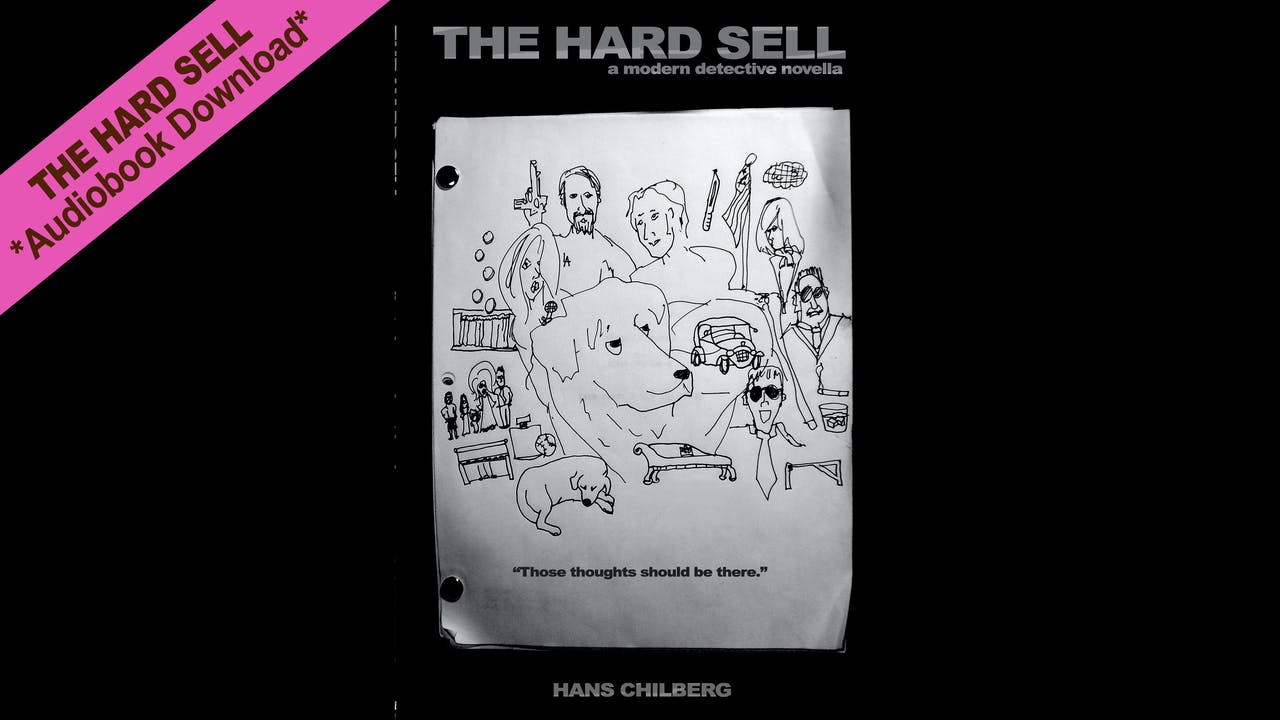 THE HARD SELL *Audiobook Download*