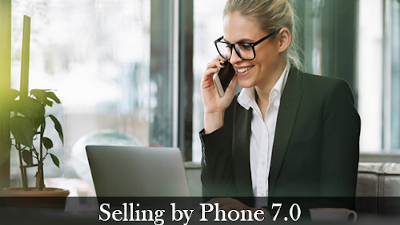 Selling by Phone 7.0