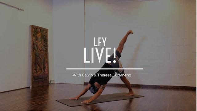 Liquid Fire Yoga - Summer of Love