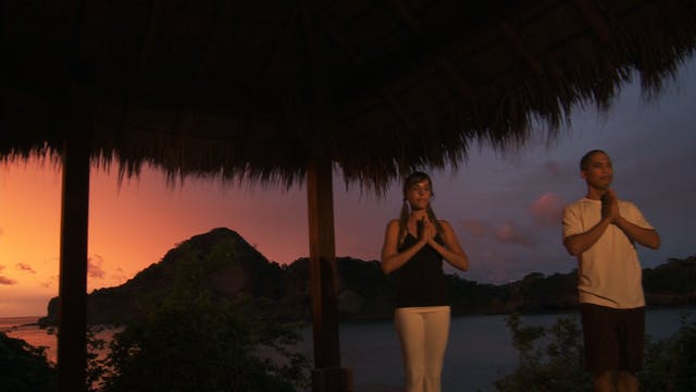 Liquid Fire Yoga - Nicaragua