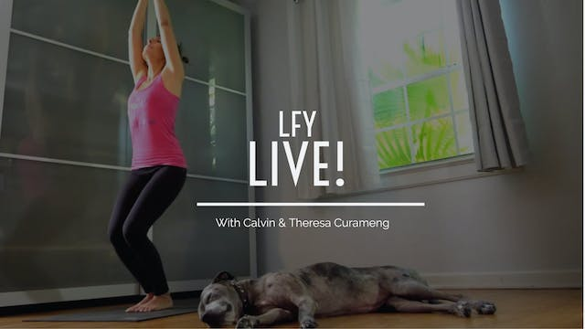Liquid Fire Yoga - Live! Ashtanga wit...