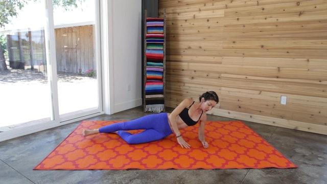 Mat Pilates #2