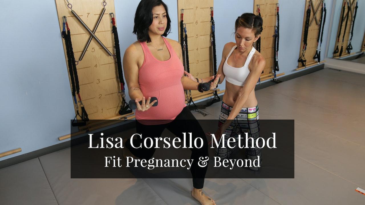 LCM Fit Pregnancy