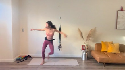 Burn by Lisa Corsello Video