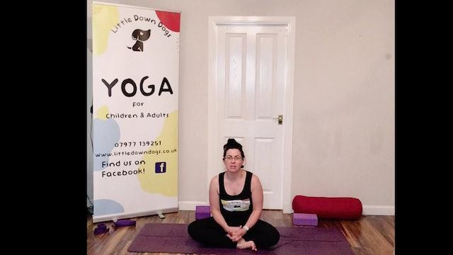 Yin Yoga - Spinal Mobility