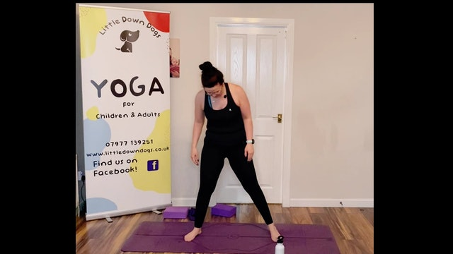 Yoga Shred® - Glutes