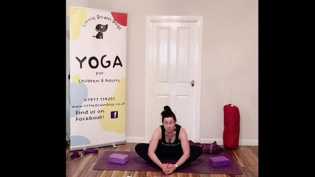 Yin Yoga - Beginners
