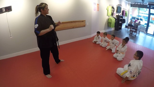 3-Keeping Control, telling the kids what you expect