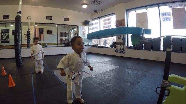 5-Focus & Control, fun kicks