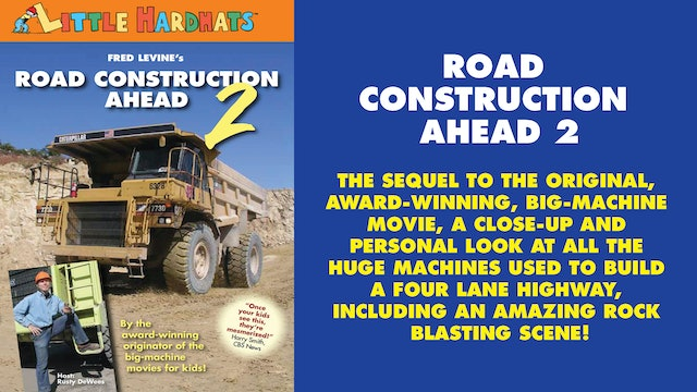 Road Construction Ahead 2