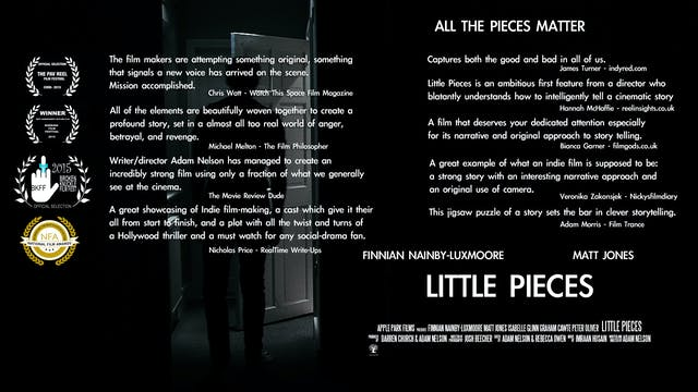 Little Pieces - Deluxe Package