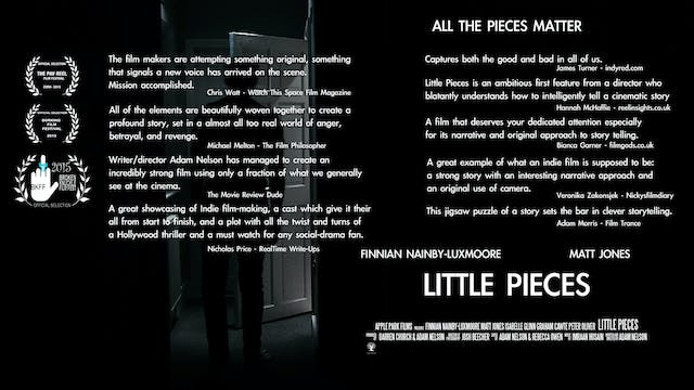 Little Pieces - Standard Package